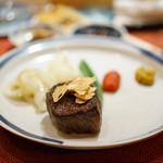 西洋料理 島 - サーロイン150g