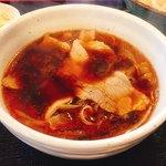 元祖 熊谷うどん 福福 - 辛肉汁