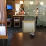 鯛八鮨 - 店内の様子