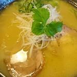 麺屋下心 - 料理写真:鶏白湯♪