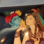 81846035 - やっぱりインド料理店には『デスラー総統』みたいな青い人のイラストが有ると雰囲気出るよね!