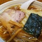 平和軒 - ワンタン麺です