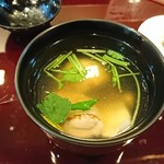 和菜 蔵 - 白子のお椀