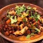 NEPALI CUISINE HUNGRY EYE Dine & Bar - ガンドゥルク・バトマス・サデコ