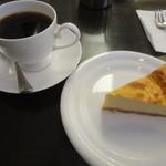 coffee&tea BBB - ケーキセット