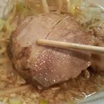 麺家 ぶんすけ - ブタ