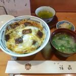 福家 - '18/03/03 八幡丼(税込800円)