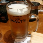 Ryoutei - 生ビール【2018.2】