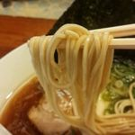 中華そば 麺や食堂 本店 - 麺リフト