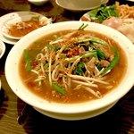 裏路地酒場 アジア麺 樹 - *台湾ラーメン(¥640)