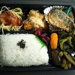 キッチンすみれ - 豚カツとじ&サバの竜田揚げ(o^^o)