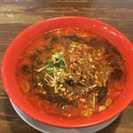 麺処 鳴声 - 赤ずきん