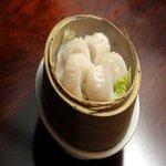 翠鳳 - 【海老餃子】(5個入り)\650(外税)