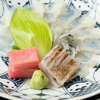上質な食材で造り上げる和食に舌鼓◎季節の味をご堪能ください