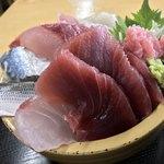 81864979 - タカマル鮮魚店(新宿区西新宿)タカマル定食