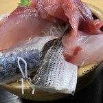 81864986 - タカマル鮮魚店(新宿区西新宿)タカマル定食