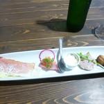 仙人掌 - 料理写真:前菜