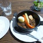 仙人掌 - 肉料理