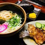 おいはぎ峠  - 料理写真:おいはぎ定食¥1000