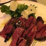 CasaBale - 牛ハツのタリアータ ¥1,800