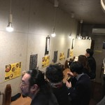 SPICY CURRY 魯珈 - SPICY CURRY 魯珈(ろか)(東京都新宿区百人町)店内