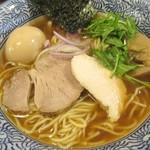 麺や金座 - お肉は、2種