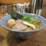 麺や金座 - 焼き鰆の中華そば