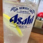 第一亭 - レモンサワー