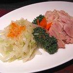 中国料理 福縁 - 前菜2種盛り