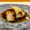 Okeisushi - 料理写真:お通しはタコ