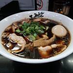 麺屋 丈六 - 中華そば(東大阪高井田風) 29杯目