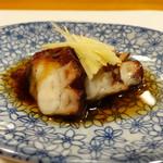 おけい鮨 - 料理写真:お通しはタコ