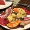 コリス - 料理写真: 豚頭の生ハム  いつもの前菜
