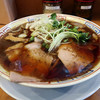 サバ6製麺所 - 料理写真:サバ醤油そば