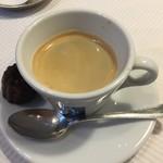 カンティーヌ アリ・バブ - 食後のコーヒー