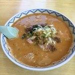 中華 たむら - 担々麺 ¥800
