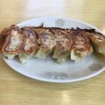 中華 たむら - 餃子  ¥500