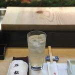 石松 阪奈店 - ドリンク写真: