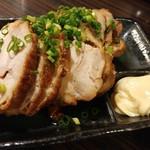 椿 - 絶品の地鶏チャーシュー
