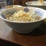 鯉丹後 - 丼もかわいい