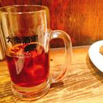 大衆酒場 PING - あずき茶ハイ 360円