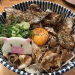 豚マニア丼 稲田屋 サン -