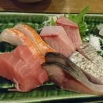 81878351 - 天然魚の熟成刺身