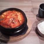 韓美膳DELI - ズンドゥブセット ¥945
