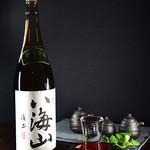 八海山  純米吟醸(新潟)