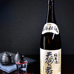 天狗舞  山廃純米(石川)