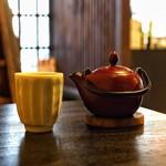 81879150 - サービスのお茶