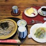 ドームハウスサトー - フルコース ¥1400