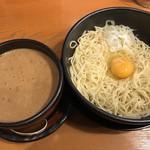 ラーメンひふみ - 担々つけ麺
