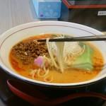 拉麺開花 - 担々麺の麺